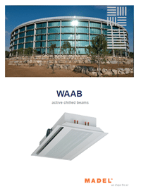 WAAB Active Chilled Beams