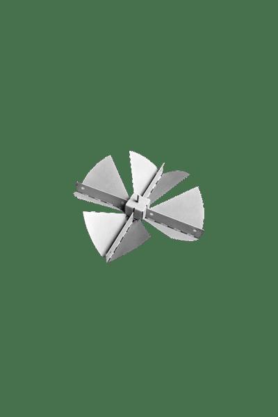 Opposed Blade Air Volume Damper