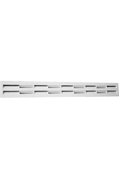 LSD High Induction Adjustable Linear Slot Diffuser