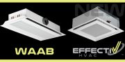 New Products: WAAB Active Chilled Beams