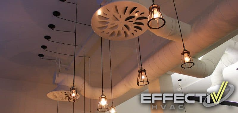 Architectural Design Projects With EffectiV HVAC Diffusers