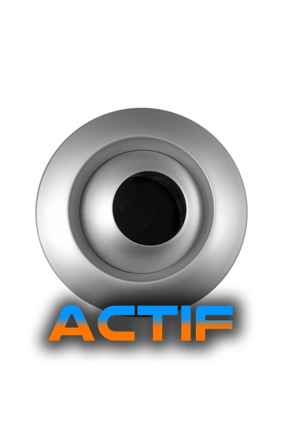 KAM-W-ACTIF Thermodynamic Nozzle Jet Diffuser for Surface Mount